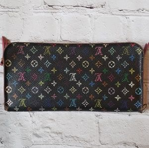 Multicolor Insolite Wallet